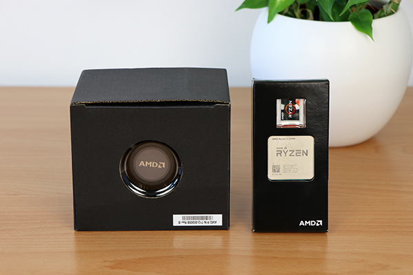 AMD Ryzen 5 2400G Boxed - Foritain - Userreviews - Tweakers