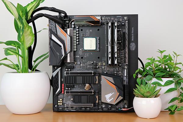 AMD Ryzen 5 2600X review | Techtesters