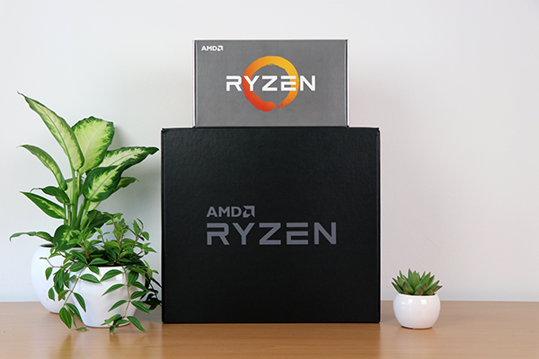 AMD Ryzen 7 2700X review | Techtesters