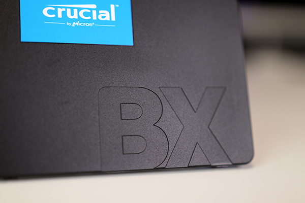 Crucial BX500 review | Techtesters