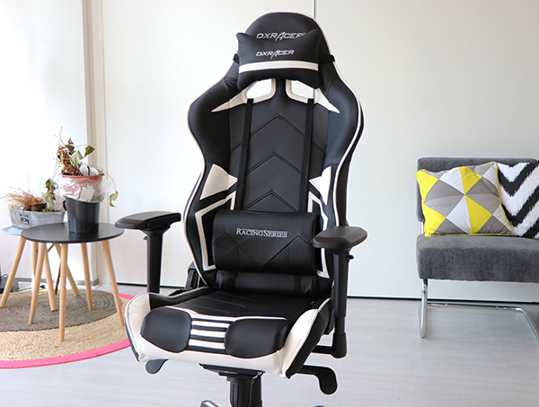 Dxracer racing pro r gaming chair review tech testers
