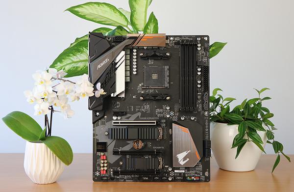 Gigabyte B450 Aorus Pro review | Techtesters