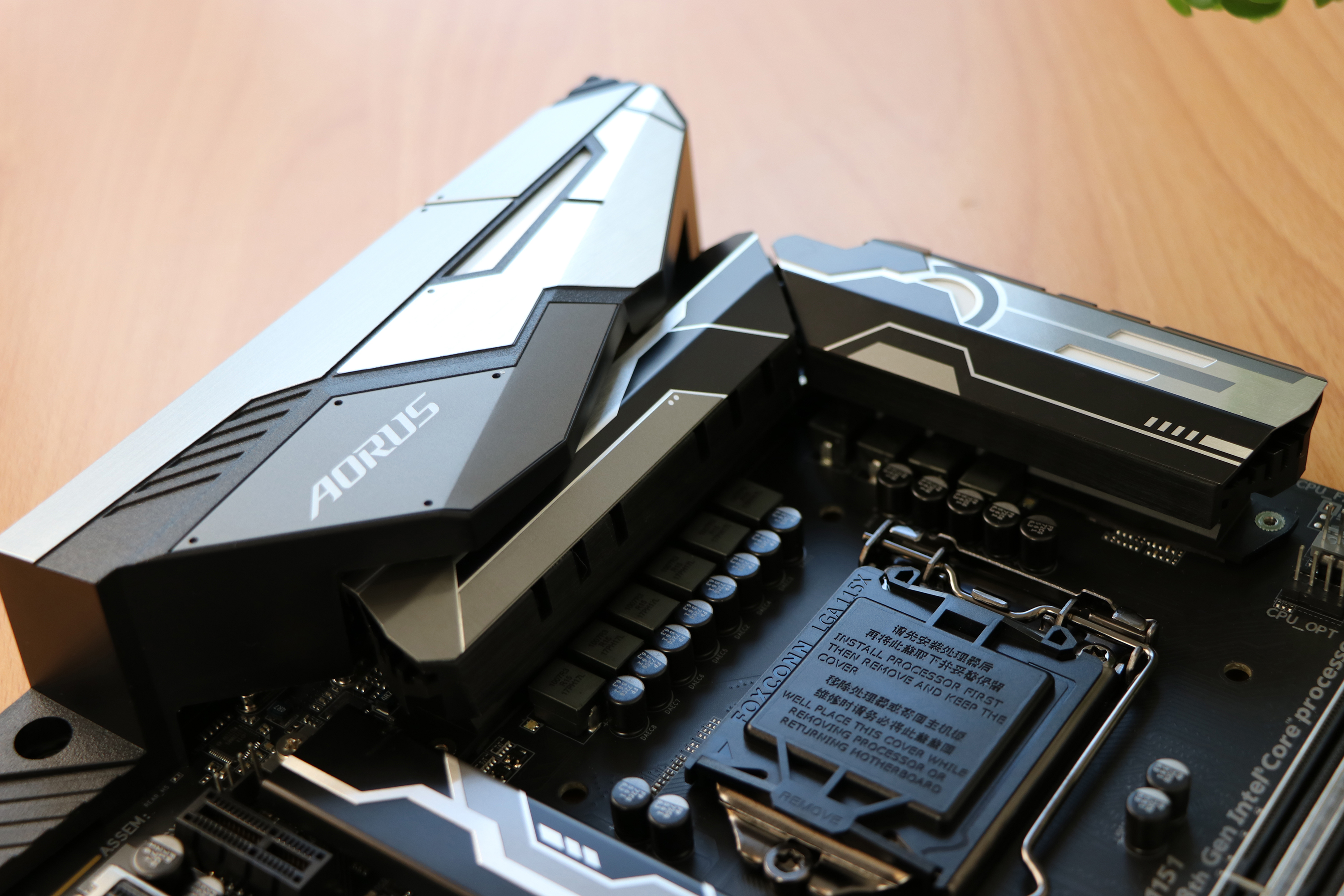 gigabyte z370 aorus gaming 7 manual