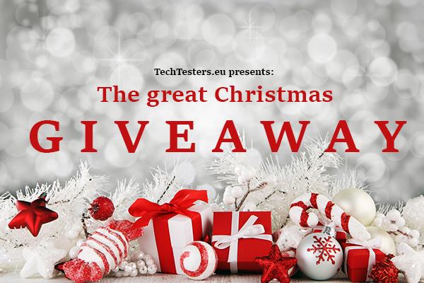 De techtesters kerst giveaway is van start! tech testers