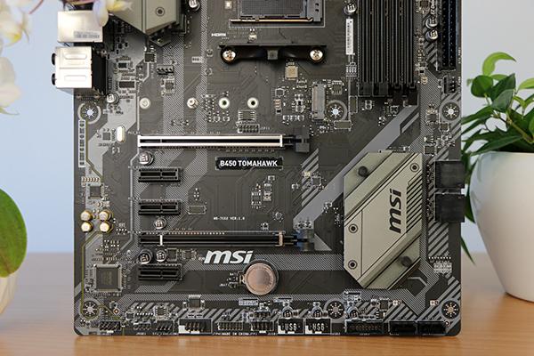 MSI B450 Tomahawk review | Techtesters