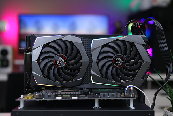 MSI GeForce RTX 2070 Gaming Z review | Techtesters