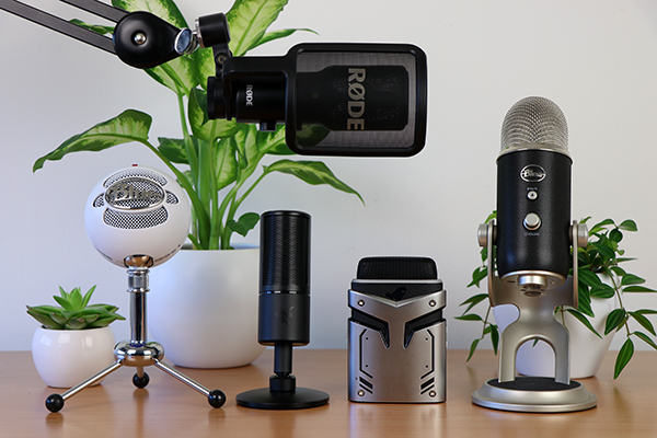 EN) Let's Stream! 7: Streaming microphones (EN) | Techtesters