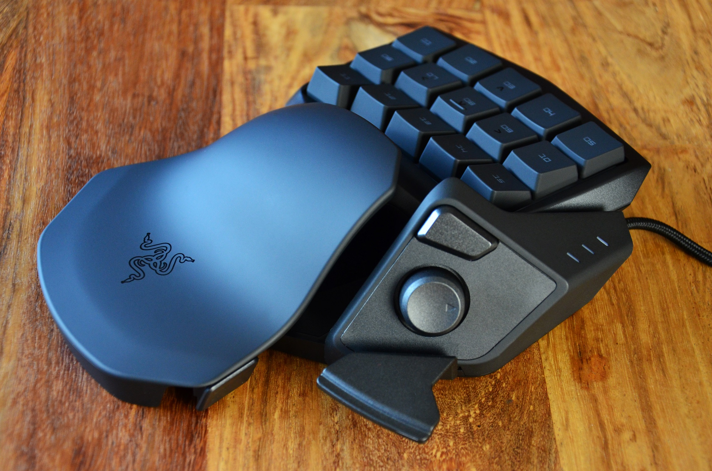 Razer Tartarus Chroma | Techtesters