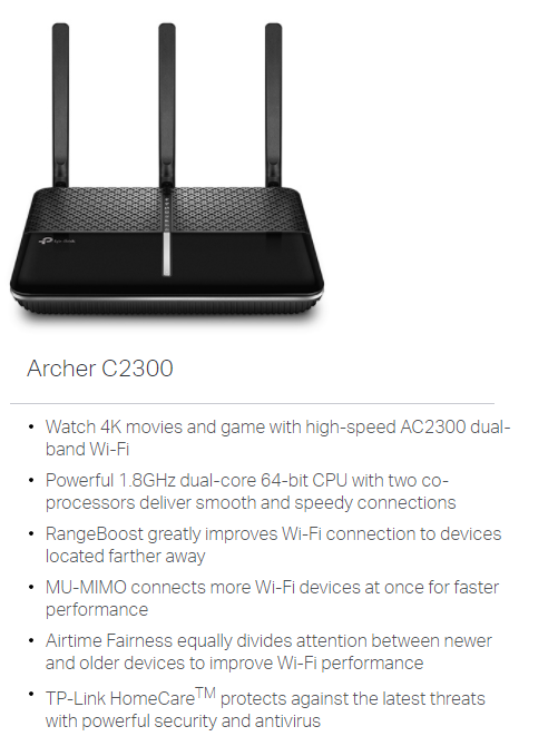 TP-Link Archer C2300 review | Techtesters
